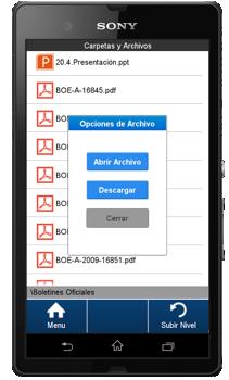 nube segura, autonomos online, acceso a traves de app