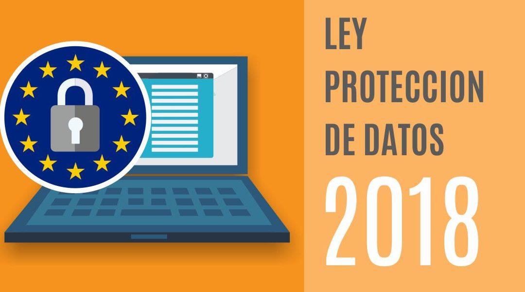 Ley de Proteccion de Datos LOPD para autonomos y emprendedores 2018
